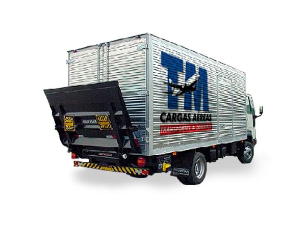 Caminhão Plataforma